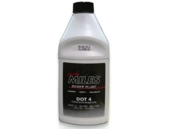 Тормозная жидкость MILES EBF455