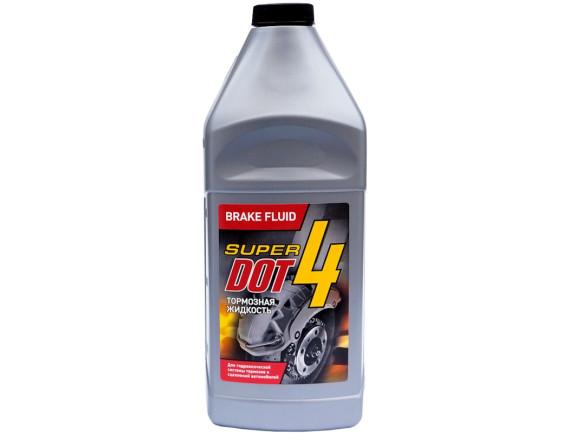 Тормозная жидкость SUPER DOT4 430130012