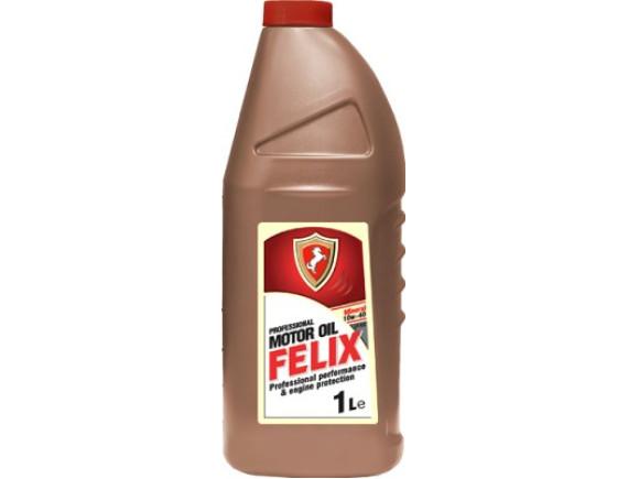 Моторное масло Felix 10W-40 SF/CC 1л