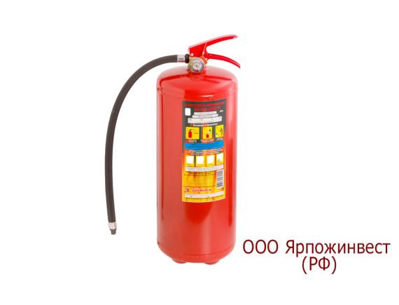 Огнетушитель ЯРПОЖИНВЕСТ ОП-6(З) ABCE-01