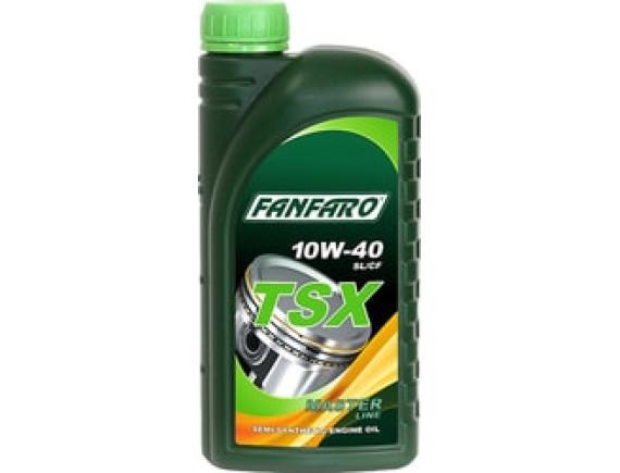 Моторное масло Fanfaro TSX 10W-40 1л
