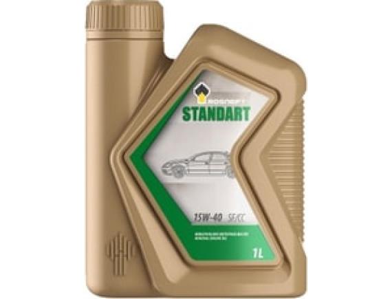 Моторное масло Роснефть Standart 15W-40 SF/CC 1л