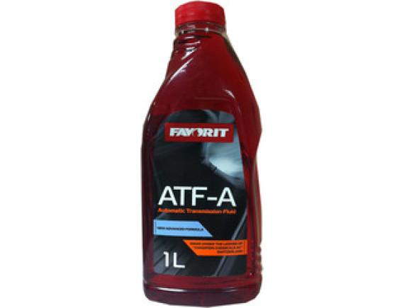 Трансмиссионное масло Favorit ATF-A 1л