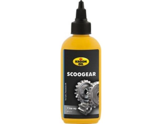 Трансмиссионное масло Kroon Oil Scoogear 75W-90 0.1л