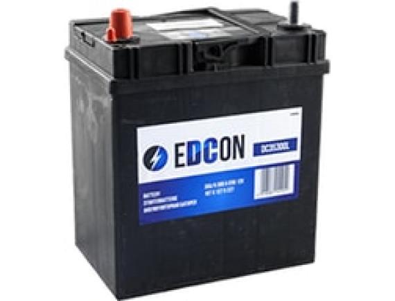 Автомобильный аккумулятор EDCON DC35300R (35 А·ч)