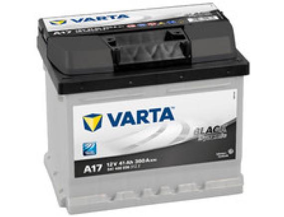 Автомобильный аккумулятор Varta Black Dynamic A17 541 400 036 (41 А/ч)