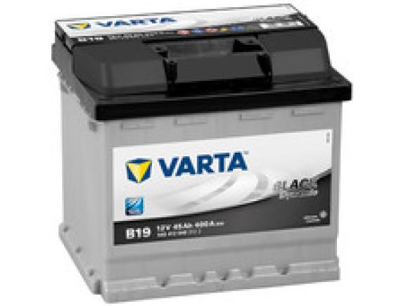 Автомобильный аккумулятор Varta Black Dynamic B19 545 412 040 (45 А/ч)